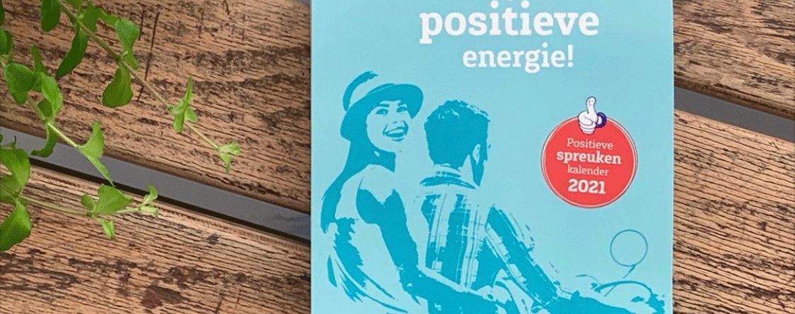 Gratis kalender positiviteit spreuken actie november 2020