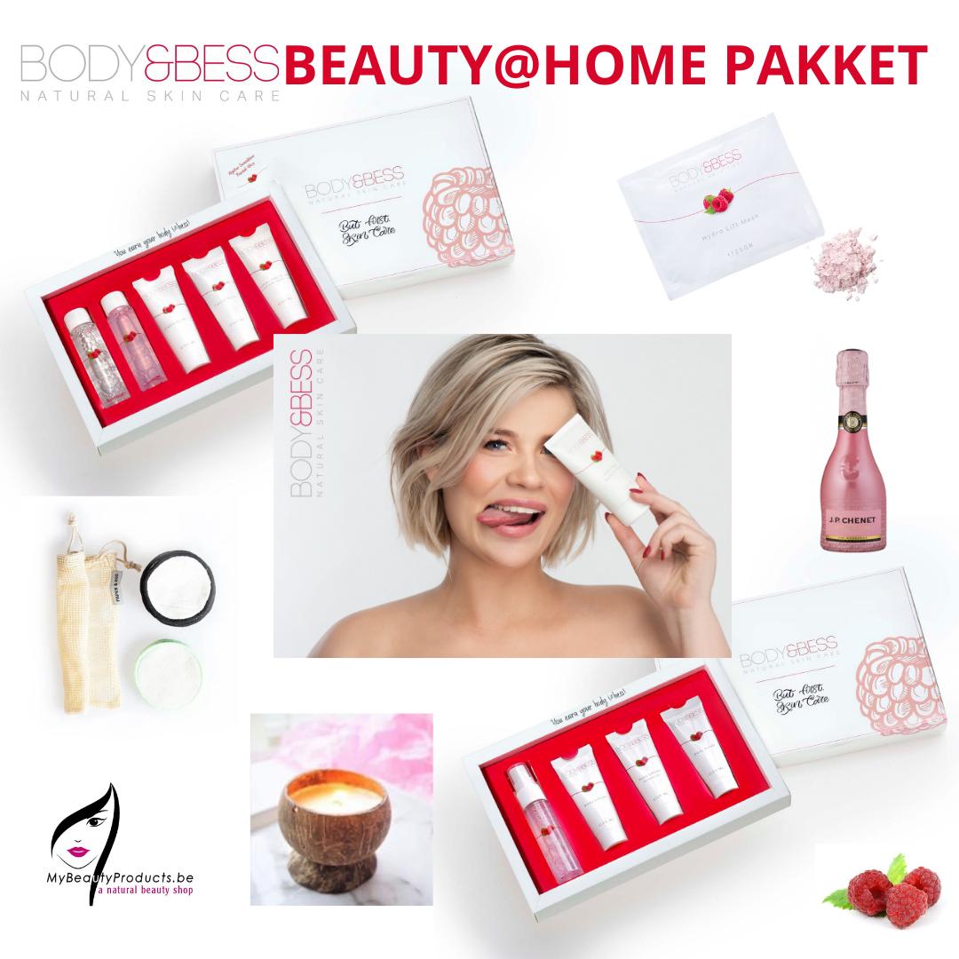 Body&Bess Beauty@home pakket box